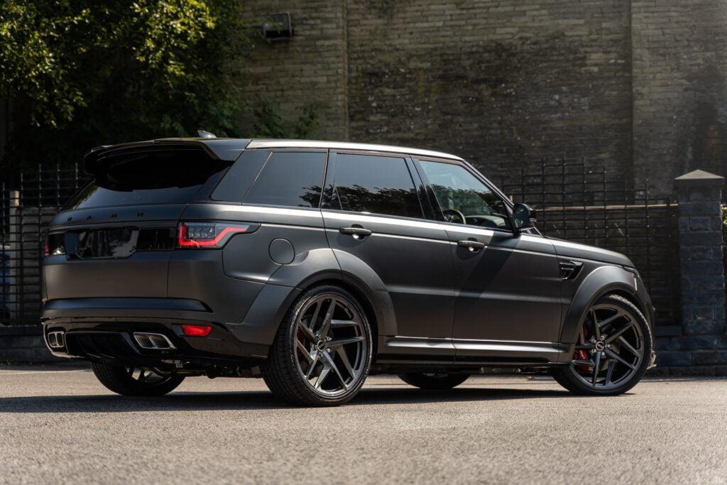 Range Rover Sport SVR by Kahn Design