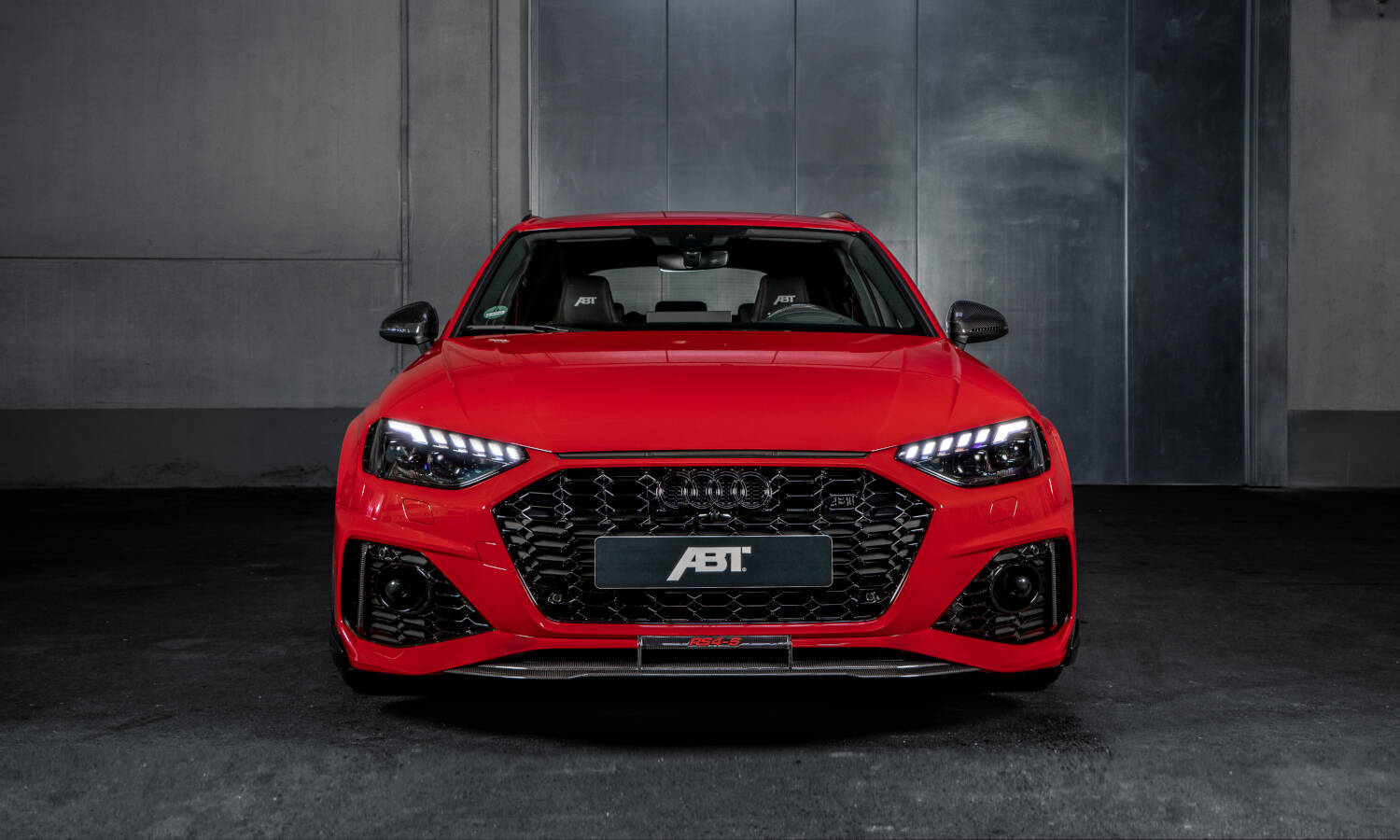 ABT Reveals Audi RS4-S with 510hp