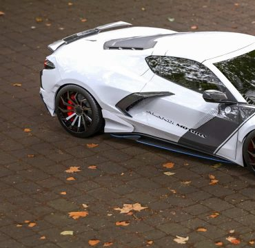 Chevrolet Corvette C8 Body Kit AlandiMotors