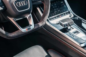 Audi RS Q8 by ABT Interior
