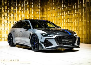 Audi RS6 Avant by Mansory