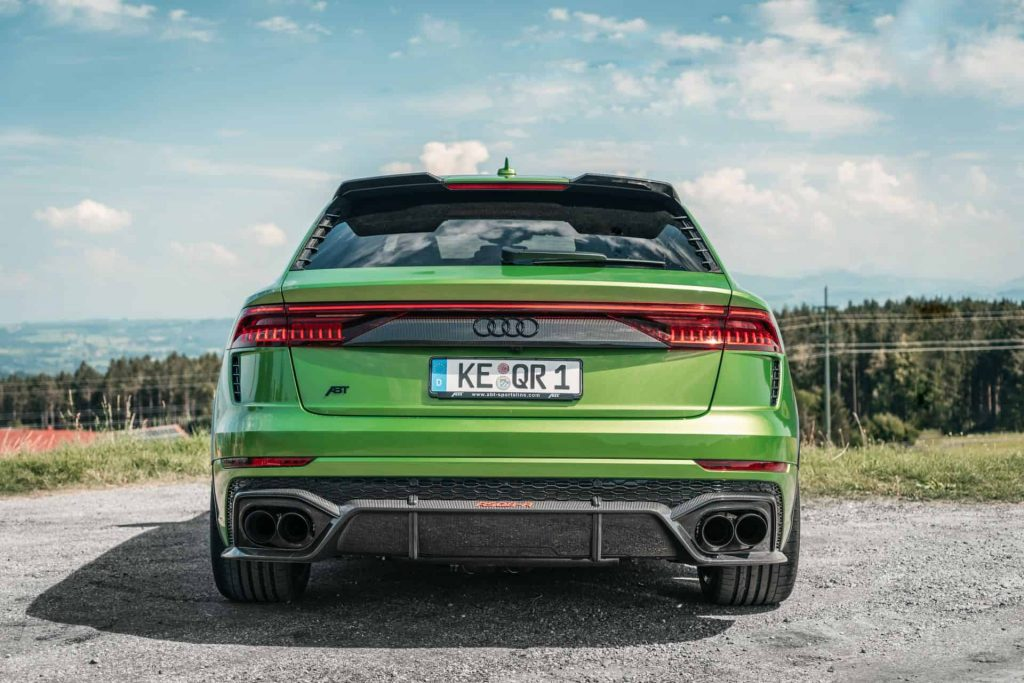 Audi RSQ8-R ABT Sportsline