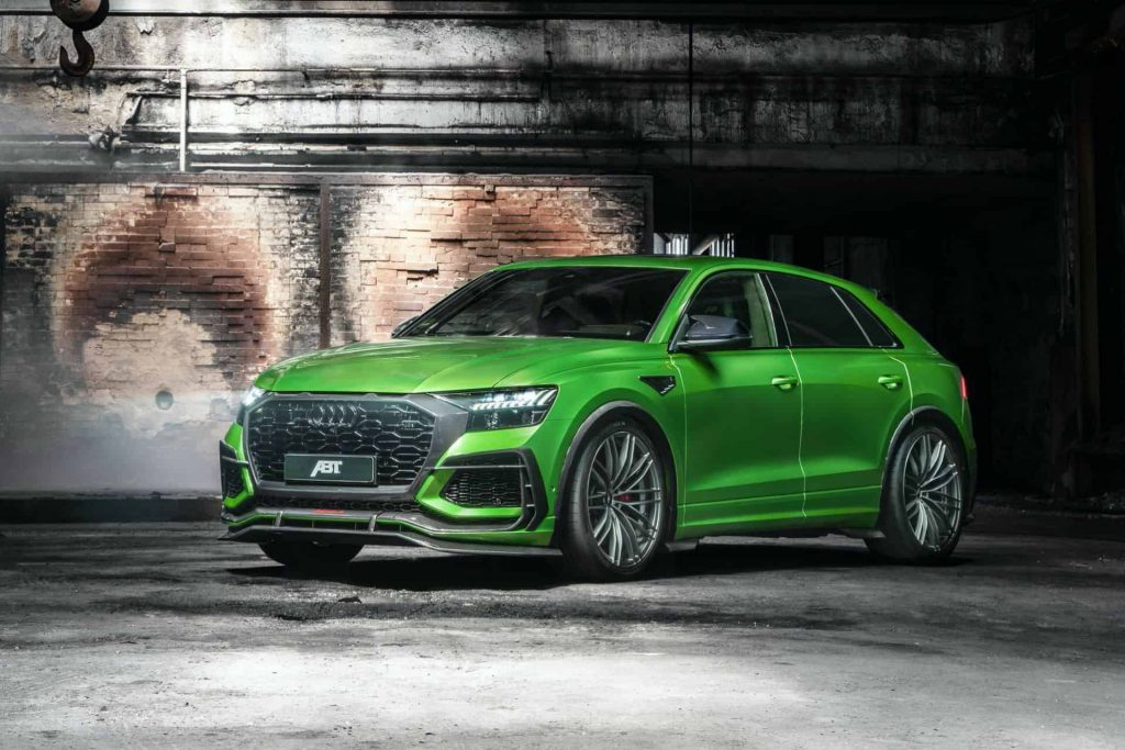 Audi RSQ8-R 740 HP ABT Sportsline Ultimate Suv
