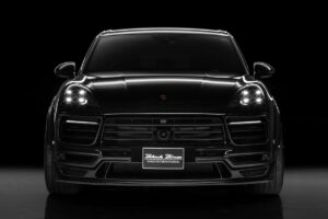 BLACK BISON EDITION Porsche Cayenne by WALD