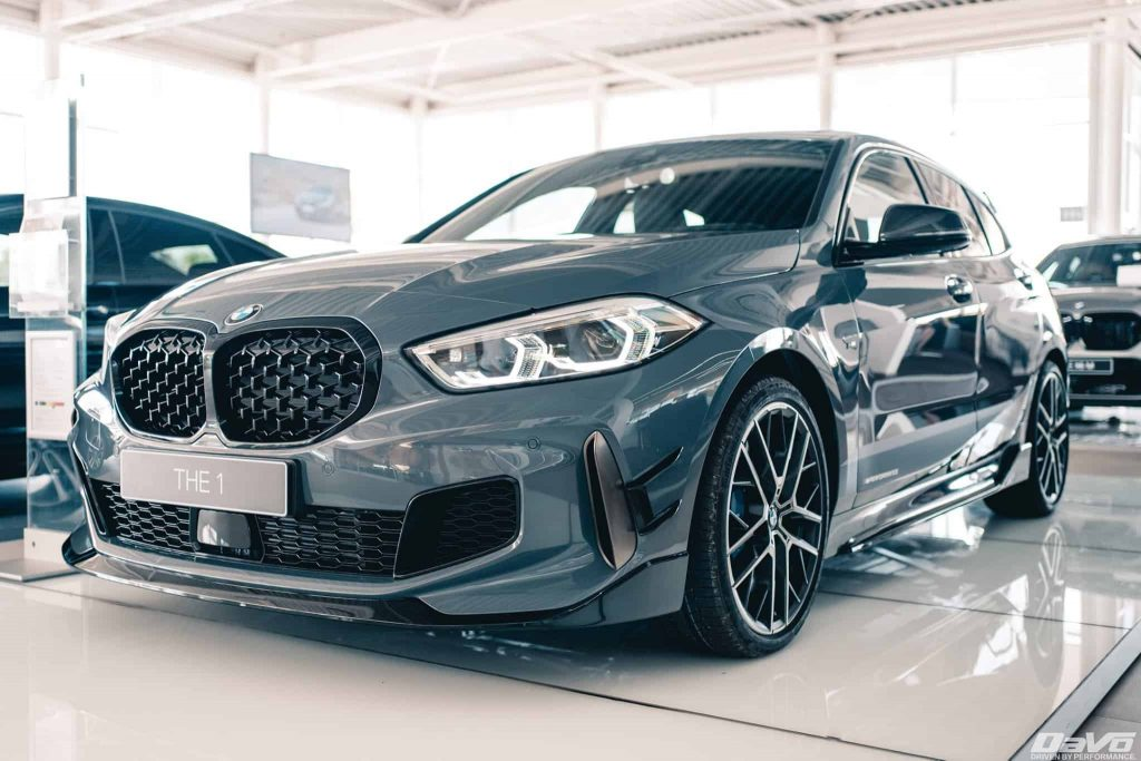 BMW 1 Series M Performance Body Kit
