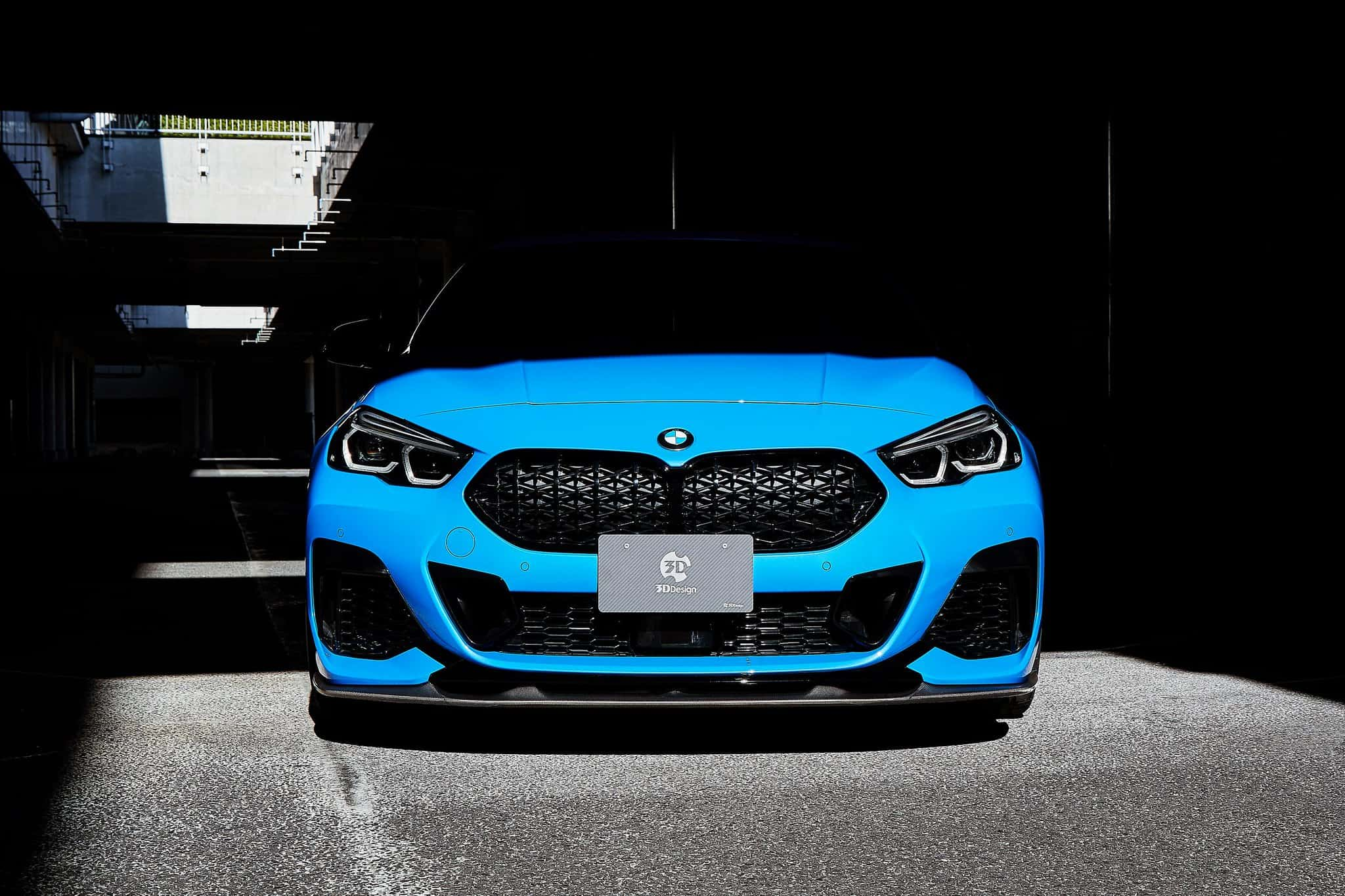 BMW 2 Series Gran Coupe carbon body kit by 3Ddesign