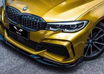 BMW 3 Series G20 Looks Ready For Extreme Body Kit
