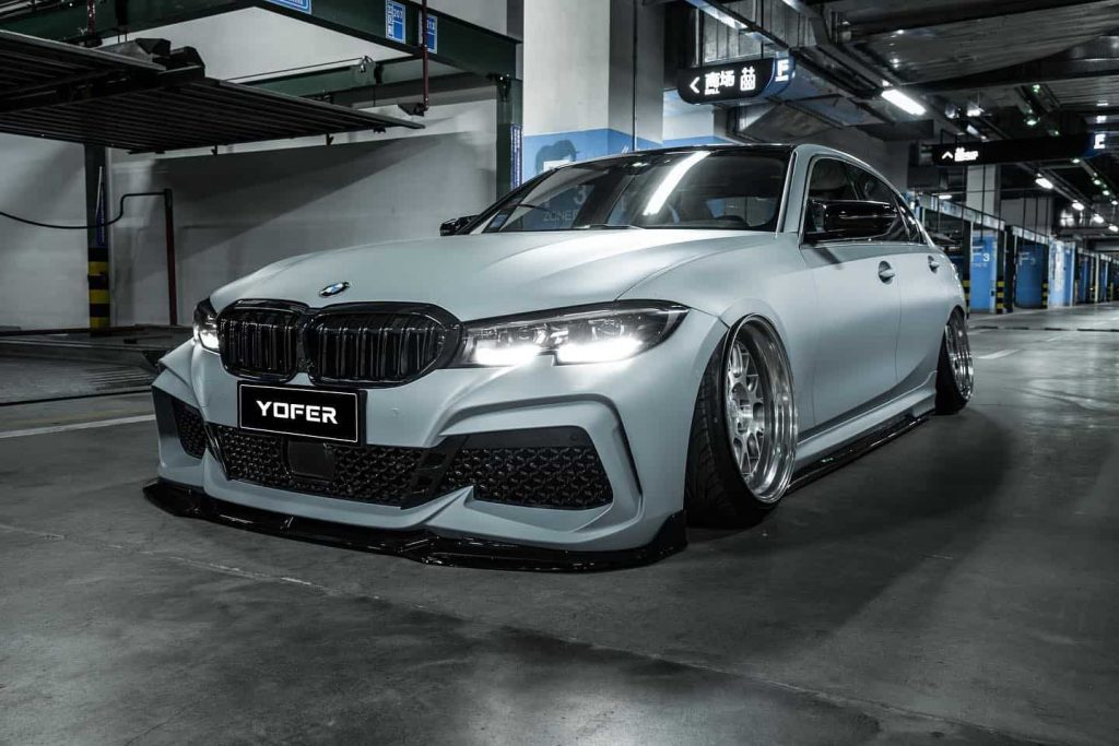 BMW 3 Series G20 Yofer Body Kit