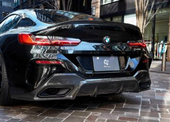 BMW 8 Series Gran Coupe body kit 3D Design