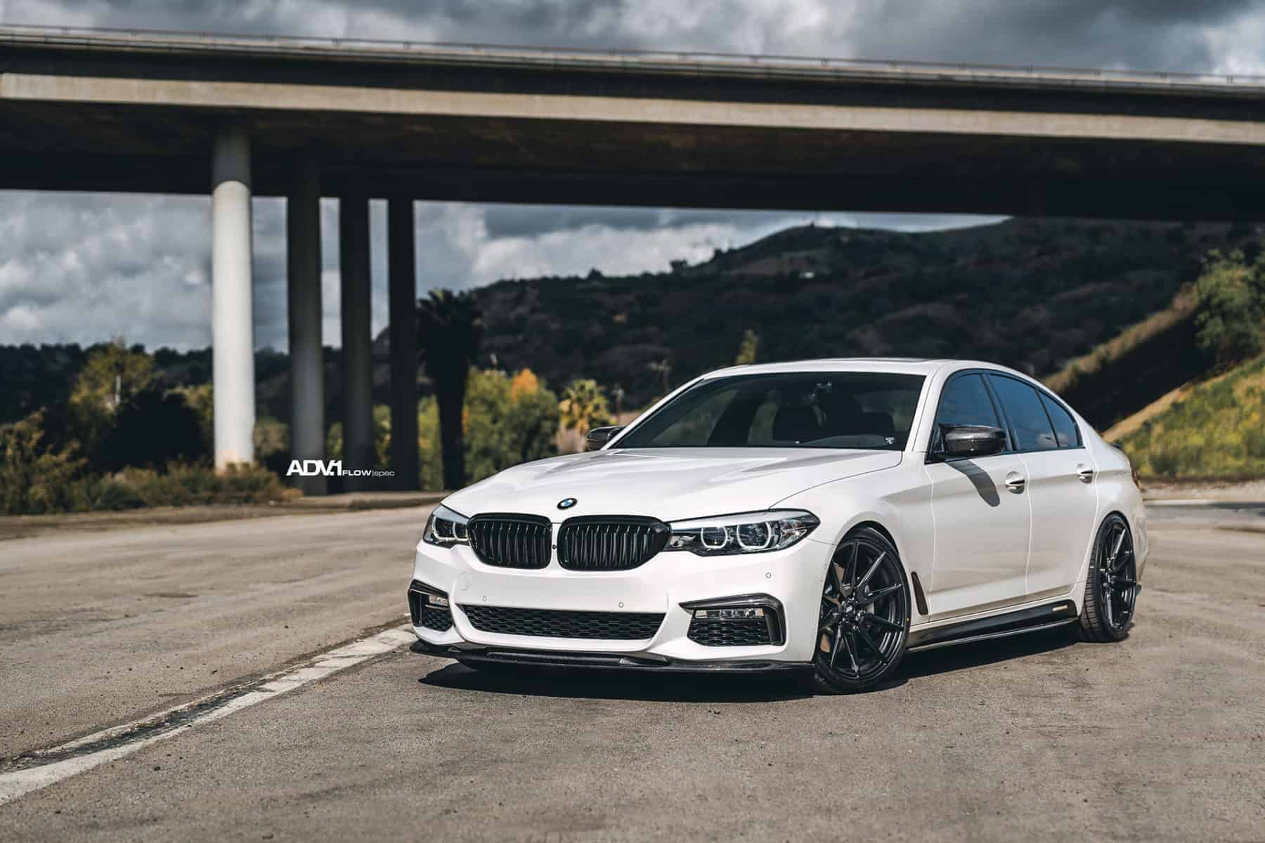 BMW G30 5 Series ADV.1 Wheels & 3Ddesign Aero