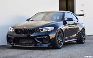 BMW M2 F87 Competition Black Sapphire by EAS & APR