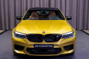 BMW M5 Competition Individual