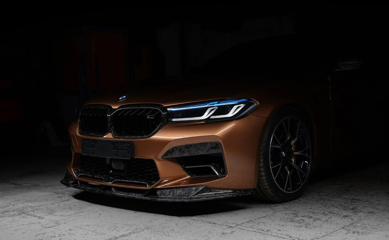 BMW M5 F90 LCI Carbon Body Kit CFA