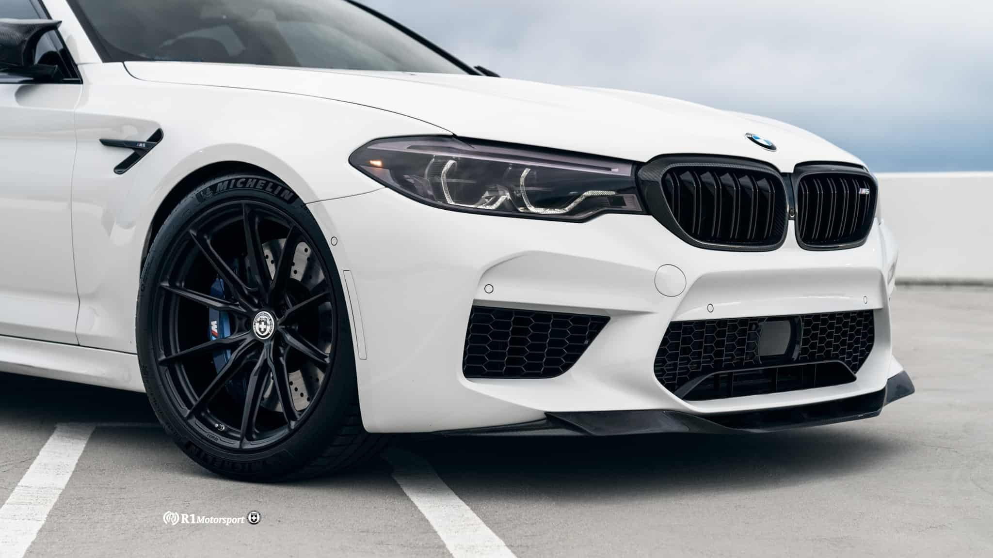 BMW M5 F90 tuning by R1 Motorsport