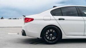 BMW M5 F90 tuning by R1 Motorsport