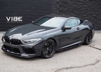 "BMW M8 Competition Gets 21"" MV Forged Wheels"