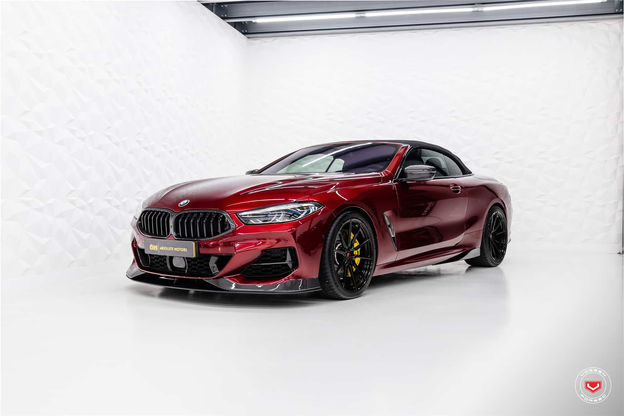 BMW M850i AC Schnitzer Body kit & Vossen Wheels