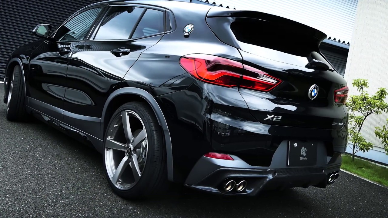BMW X2 F39 20i - 3DDesign