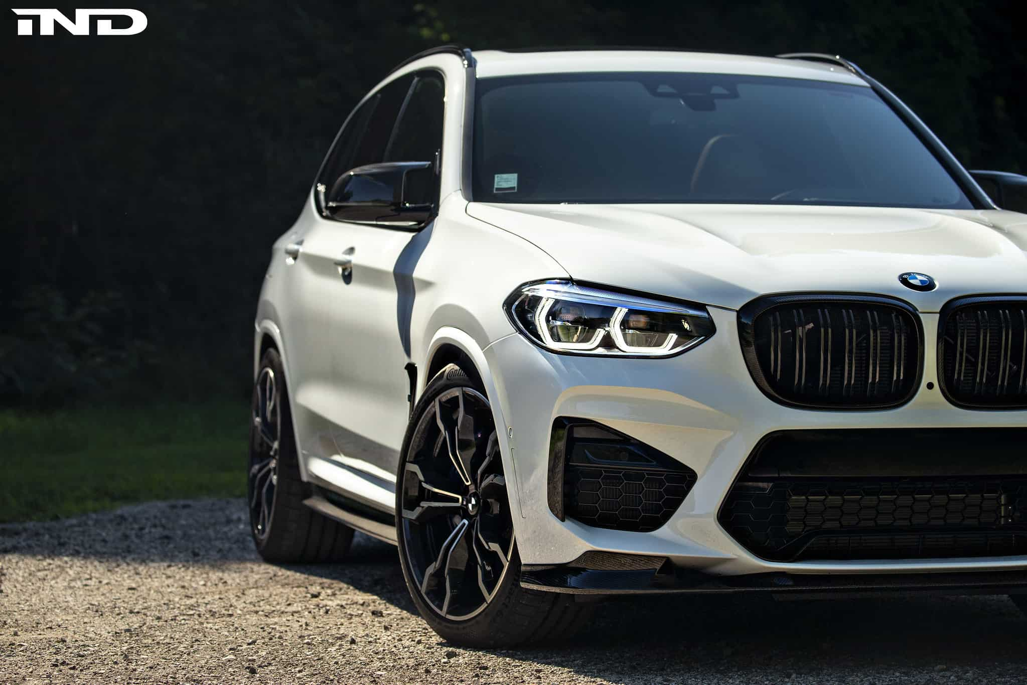 BMW X3M Carbon Aero Program by 3DDesign
