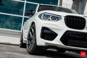 BMW X3M Competition - Vossen