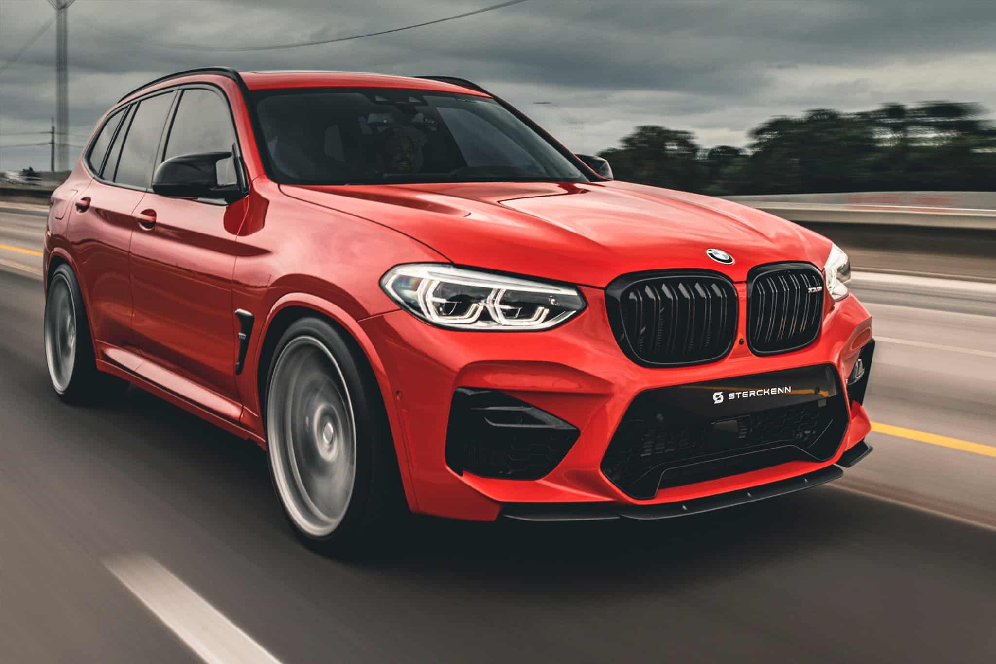 BMW X3M & X4M gets visual upgrades from Sterckenn