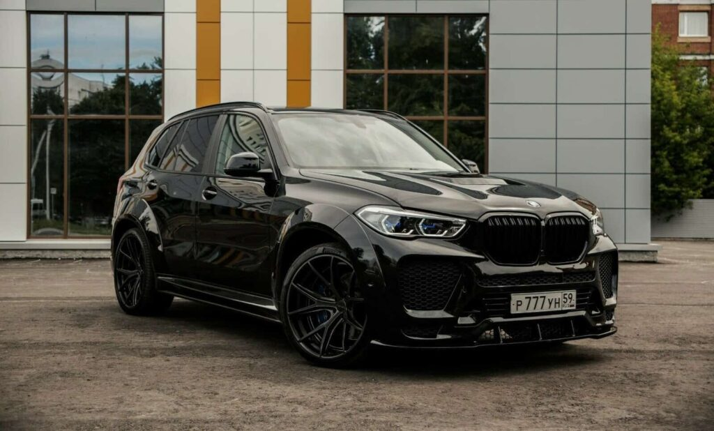 BMW X5 G05 Widebody by Renegade design