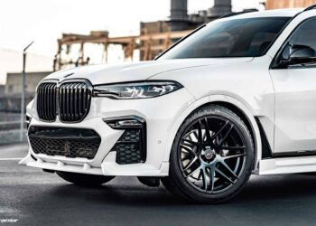 BMW X7 Ronin Design Paradigm Body Kit & Forgestar Wheels