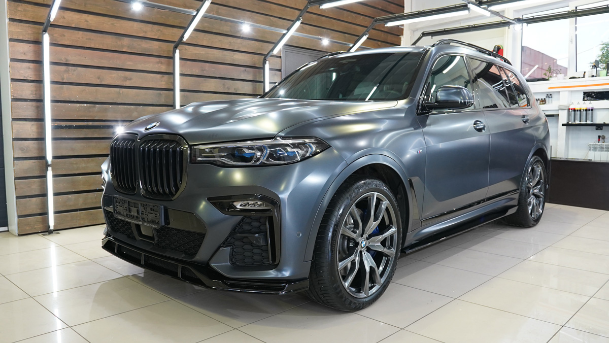 BMW X7 Renegade Design Aerodynamics Kit