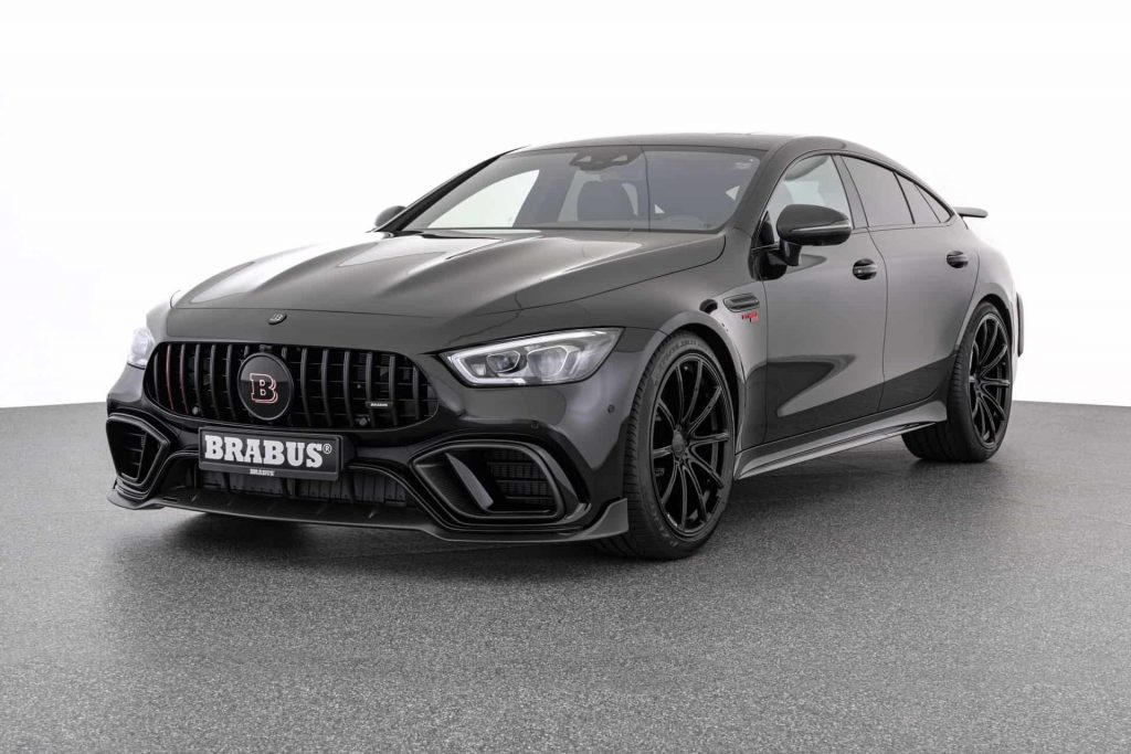 BRABUS Mercedes-AMG GT 63 S 800 HP