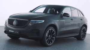 BRABUS Mercedes Electric for EQC