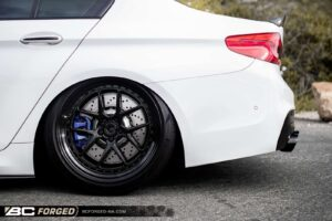 Bmw M5 F90 - 3D Design Body Kit & BC Forged