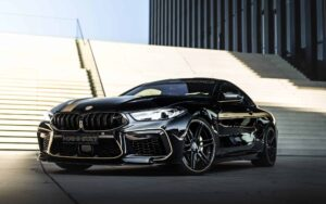 Bmw M8 Competition MANHART MH8 800