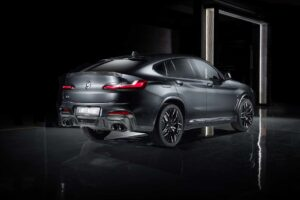 Bmw X4 G02 tuning by Larte design