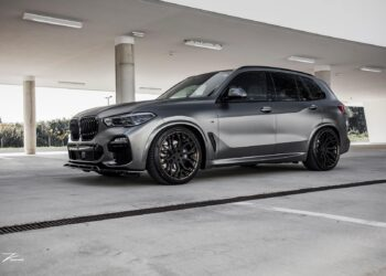 BMW X5 G05 Looks Killer On Z-Performance Wheels
