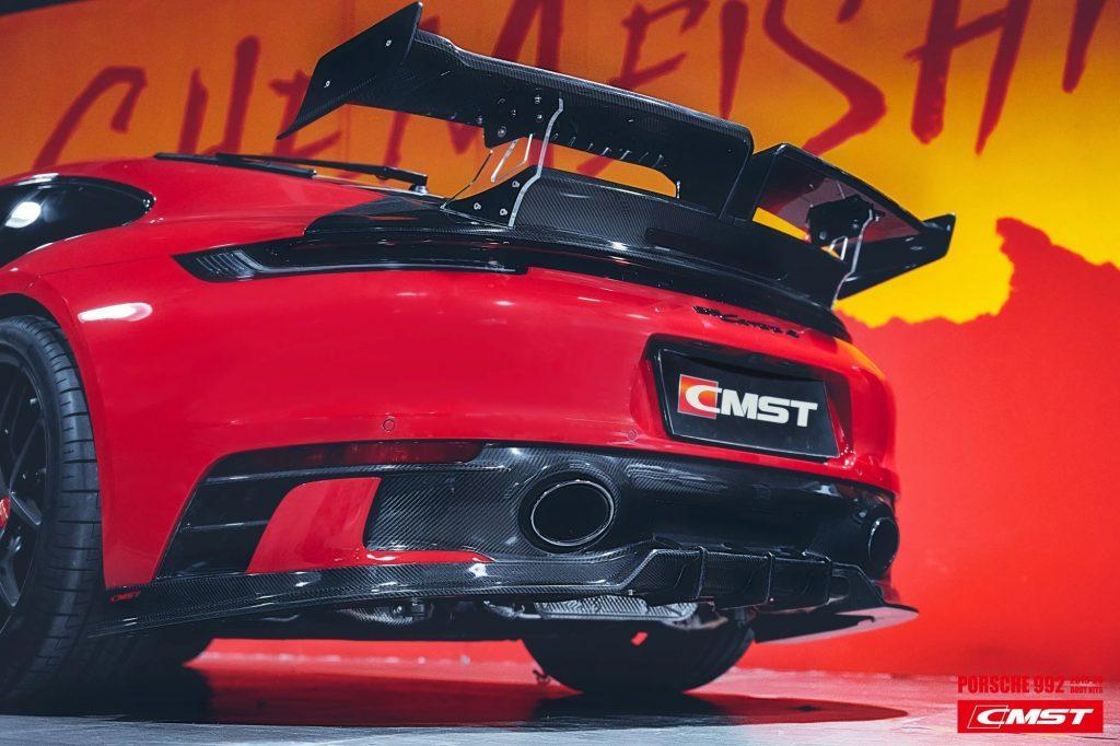 CMST Body kit for Porsche 911 (992)