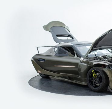 Carbon Kevlar Toyota Supra A90 by HGK