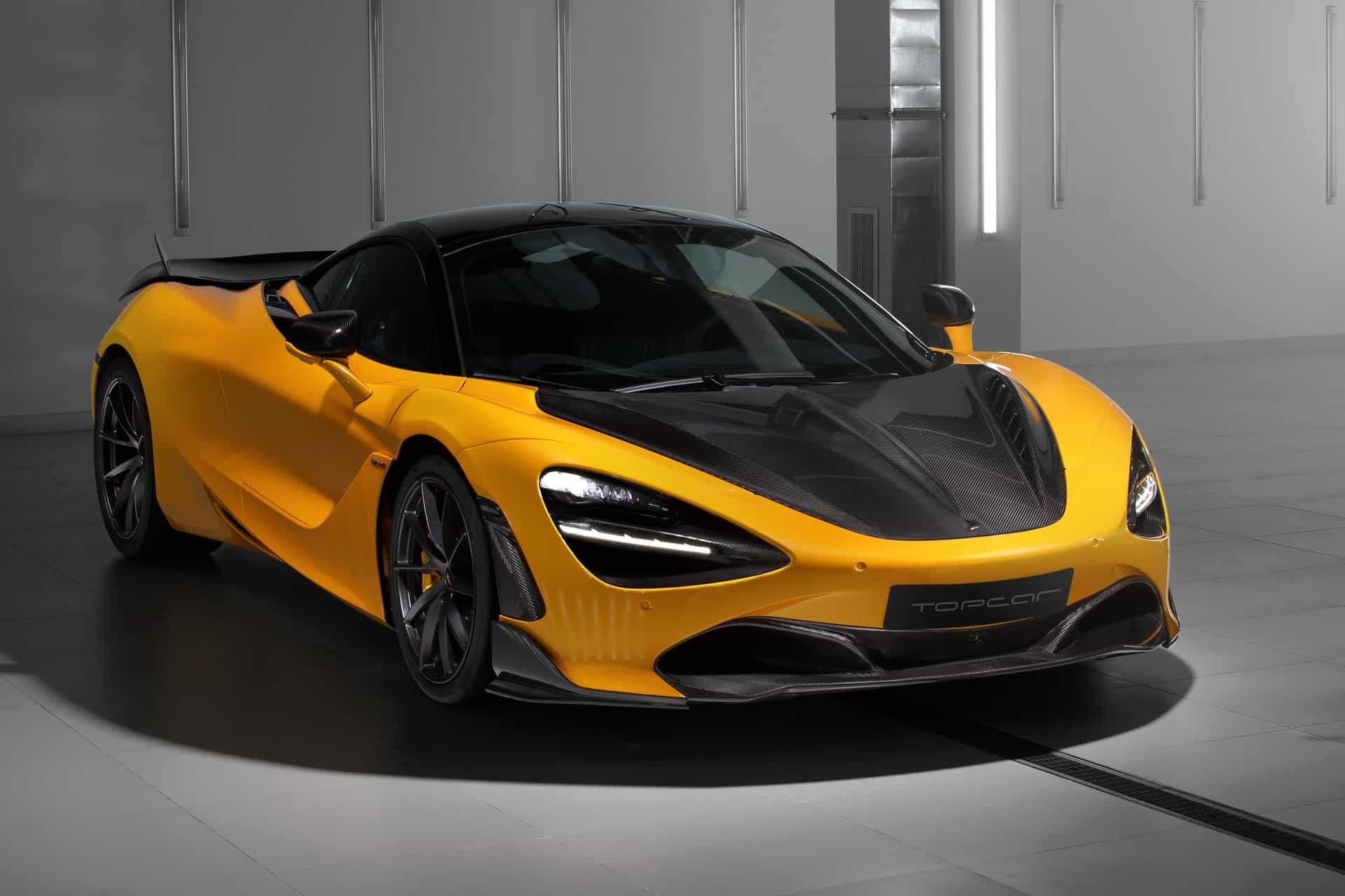 Fantastic McLaren 720S Fury kit by TOPCAR