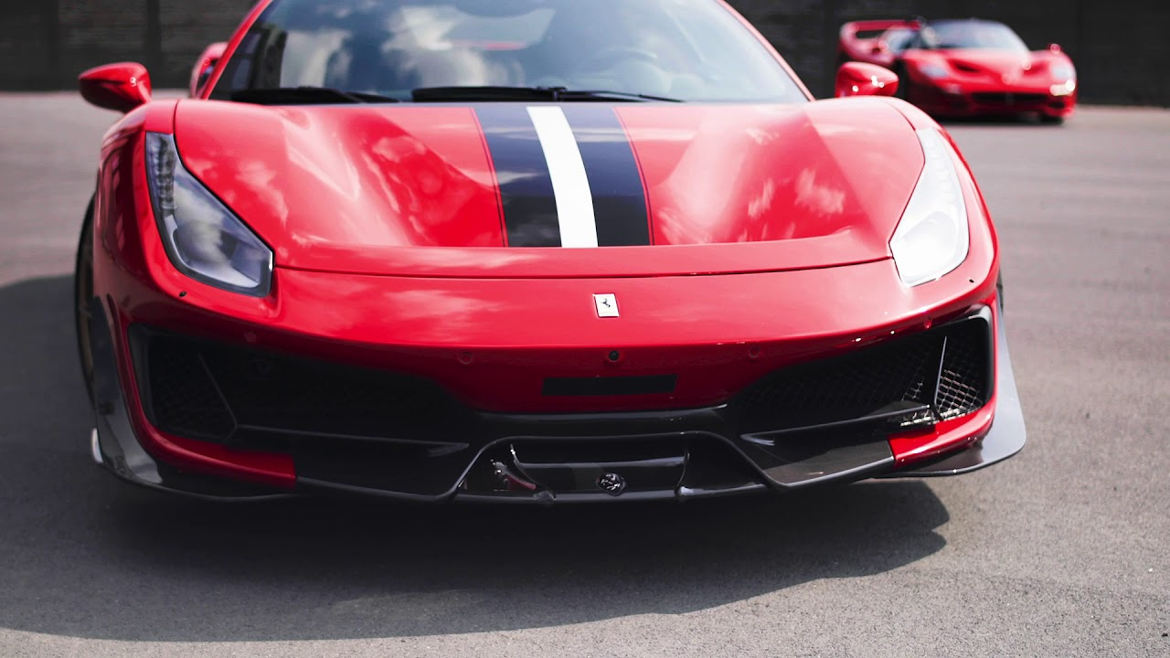 Ferrari 488 Pista by Capristo