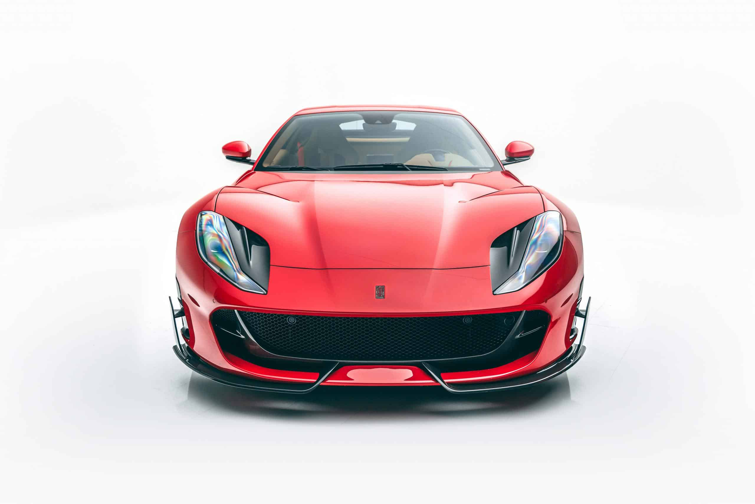 Ferrari 812 Superfast 2020 Mansory Softkit
