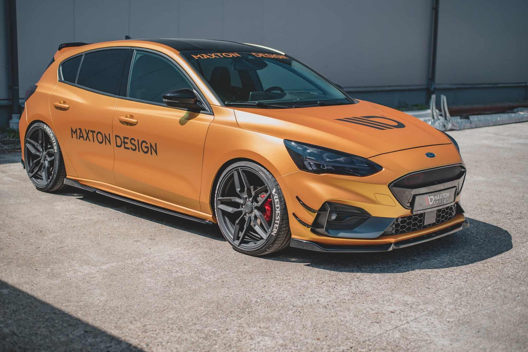 Ford Focus ST 2020 Aero kit by Maxton Design