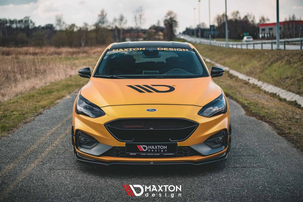 Ford Focus ST Tuning Package by Maxton Design