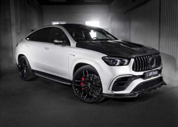 Mercedes GLE 63 S Body Kit LARTE Design