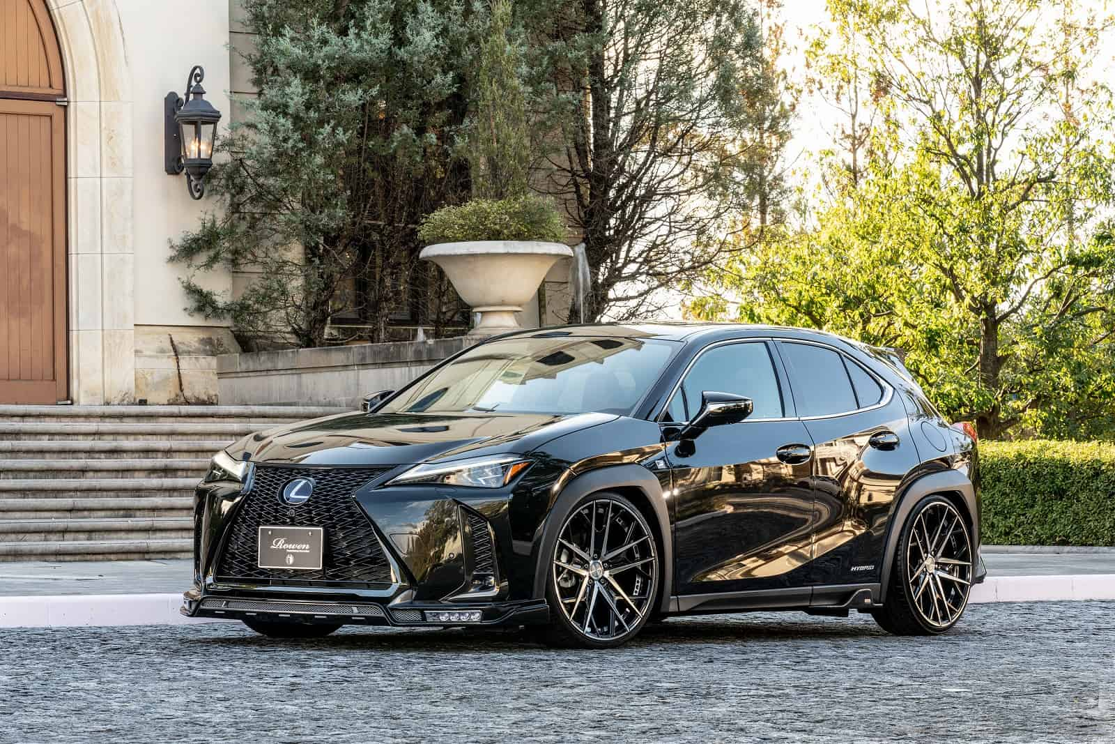 LEXUS UX F-SPORT Body kit by ROWEN