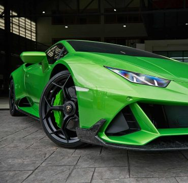 Lamborghini Huracan EVO Gets New Aero Kit