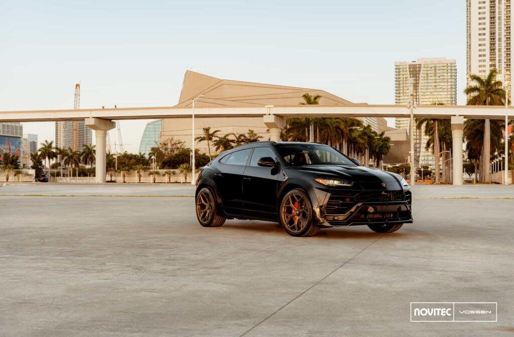 Lamborghini URUS Esteso – Novitec x Vossen Wheels