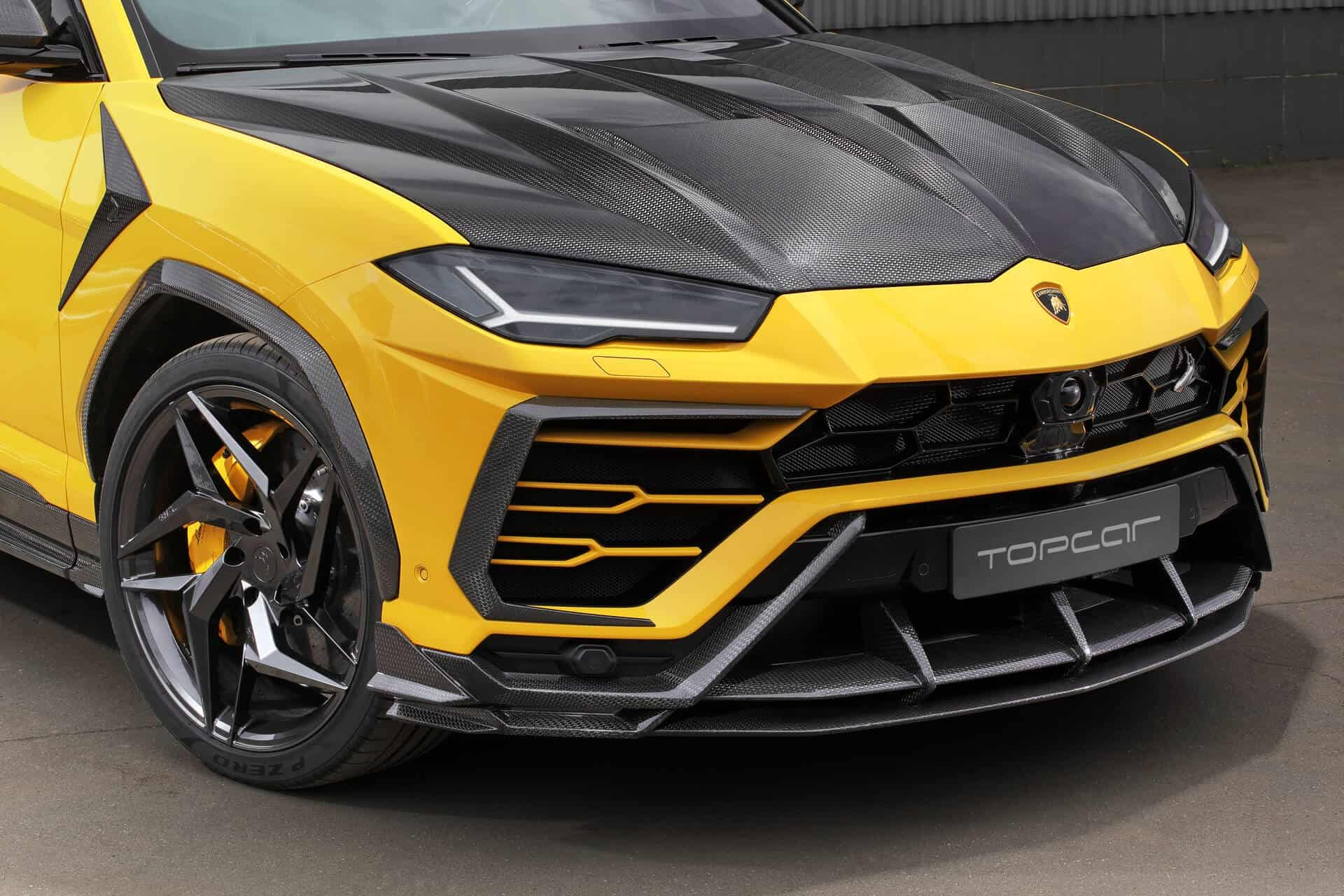 Lamborghini URUS Stealth Edition by TopCar