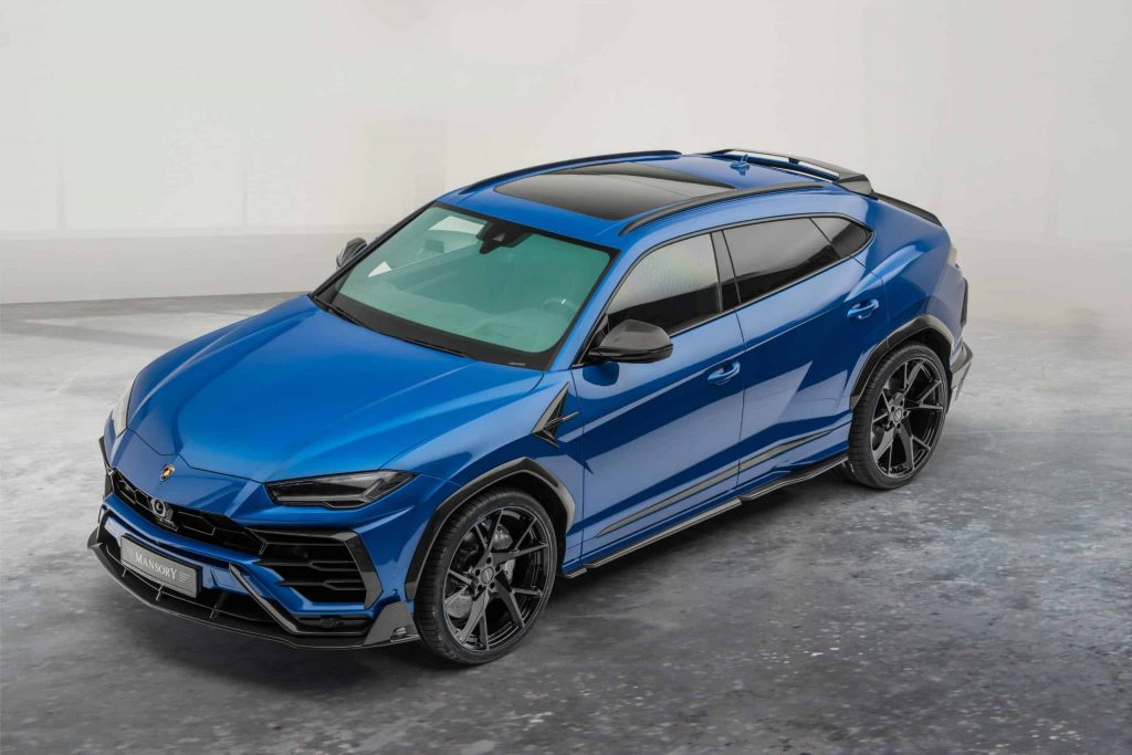 Lamborghini Urus Mansory Body kit Carbon