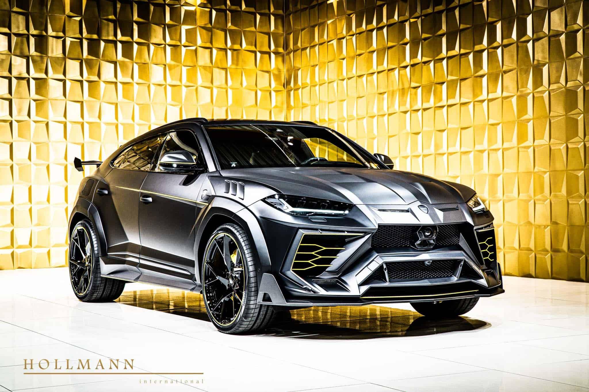 Lamborghini Urus by Mansory Venatus