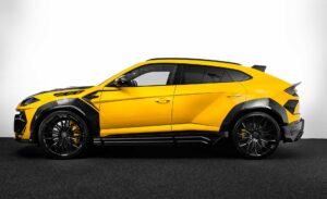 Lamborghini Urus from German tuner Keyvany