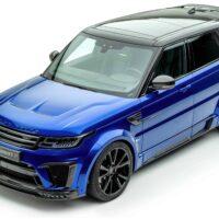 Mansory Wide Body Kit for Land Rover Range Rover Sport SVR